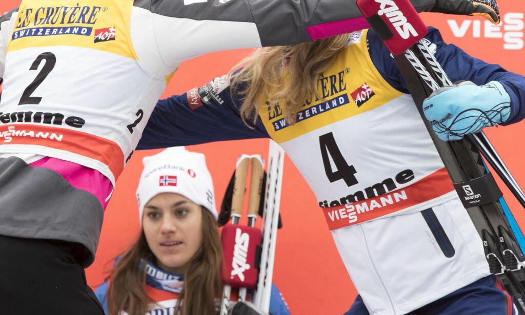 image: Heidi Wengs skår i seiersgleden: Kjæresten er blitt syk