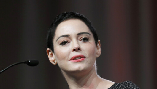 <strong>KRITISK:</strong> Skuespiller Rose McGowan. Foto: Paul Sancya / AP Photo