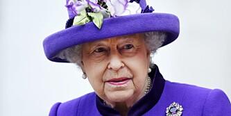 Dronning Elizabeth om kroningsdagen: - Forferdelig