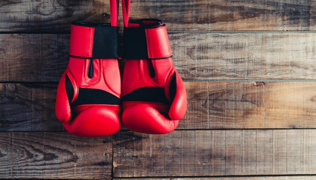 BOKSING: Lyst til å prøve en ny treningsform? Da anbefaler ekspertene deg å teste ut boksing. FOTO: NTB Scanpix