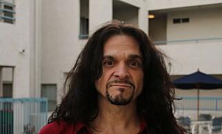 SØNN?: Matthew Roberts hevder han er sønnen til Charles Manson. Foto: Splash News / NTB scanpix