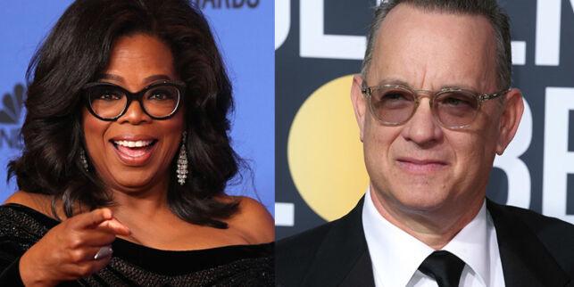 image: Tullet med mulig presidentskap. Nå vil verden ha Oprah og Tom Hanks i Det hvite hus