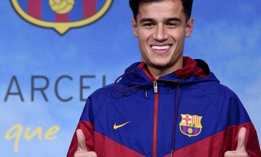 image: Derfor lot Liverpool Coutinho dra til Barcelona allerede nå