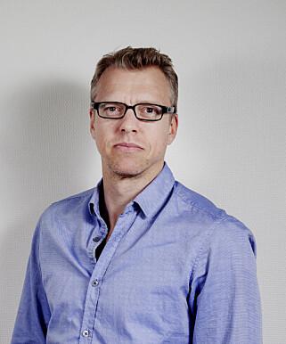 REIDAR SPIGSETH: Skal serien gå på NRK, så må den kunne appellere til alle, mener Dagsavisens anmelder. Foto: Hilde Unosen/Dagsavisen.