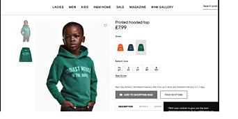 image: Hennes & Mauritz beklager etter anklager om rasisme