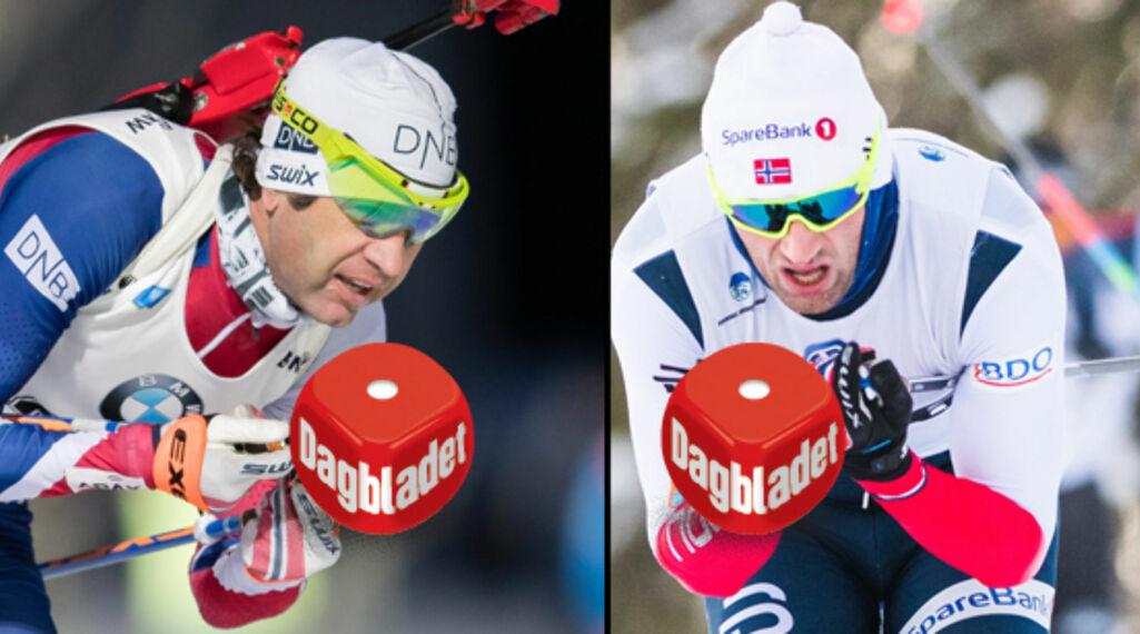 image: 30 dager til OL: Kan gå uten både Northug og Bjørndalen