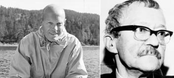Nordmenn på hemmelig-stemplet Nobel-liste