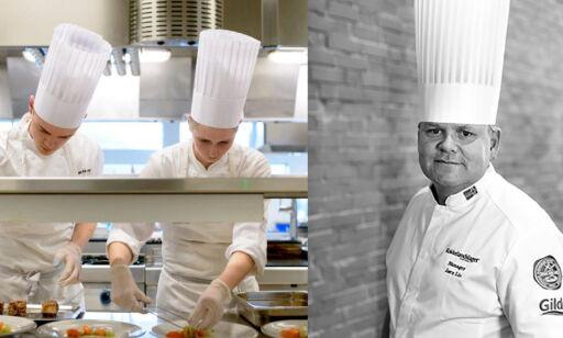 image: Kritisk kokkemangel: -Snart kan ingen lage norsk mat lenger