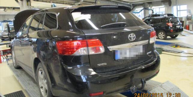 image: Tidligere museinvadert bil endte i rotterace i retten