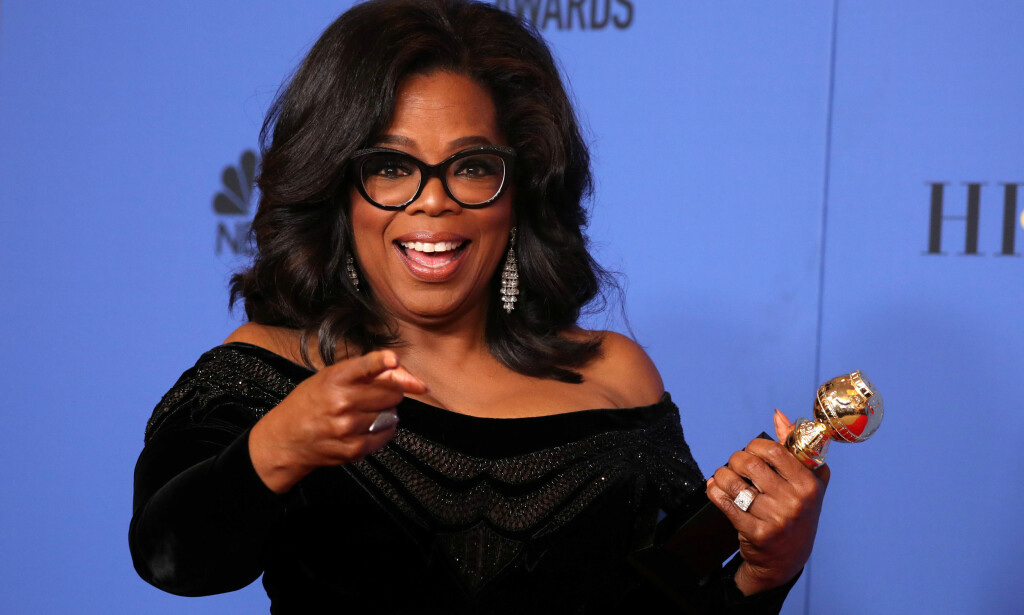 POPULÆR: TV-dronning og kulturelt ikon, Oprah Winfrey, kan bli Demokratenes presidentkandidat i 2020. Foto: REUTERS/Lucy Nicholson/File Photo