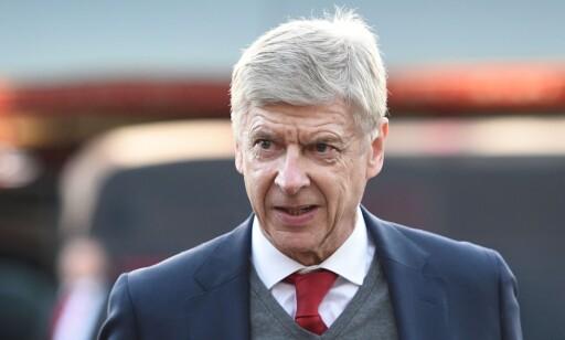 BEKYMRET: Arsène Wenger slår alarm om kynismen rundt talentene. Foto: NTB Scanpix