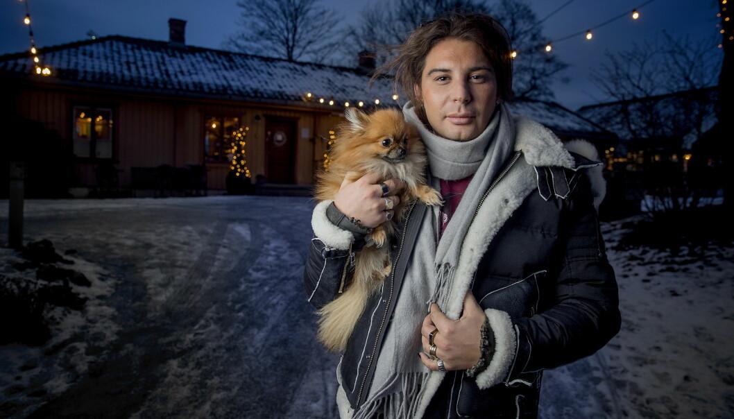 <strong>ANGRER PÅ VALG:</strong> Erlend Elias hadde gjort mye om igjen på «Farmen», hvis han fikk muligheten. Foto: Bjørn Langsem / Dagbladet