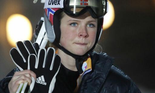 image: Hopp-Maren reagerer på NRK: - Merkelig