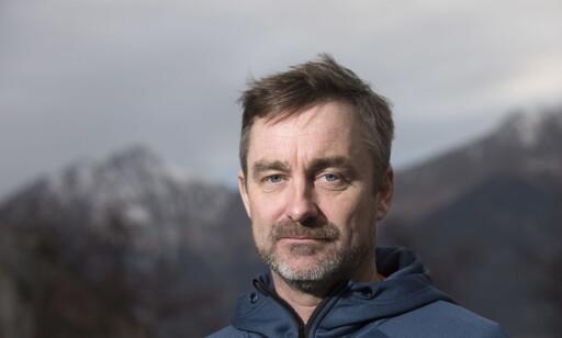 STUSSER: Sportssjef Clas Brede Bråthen. Foto: Terje Bendiksby / NTB scanpix