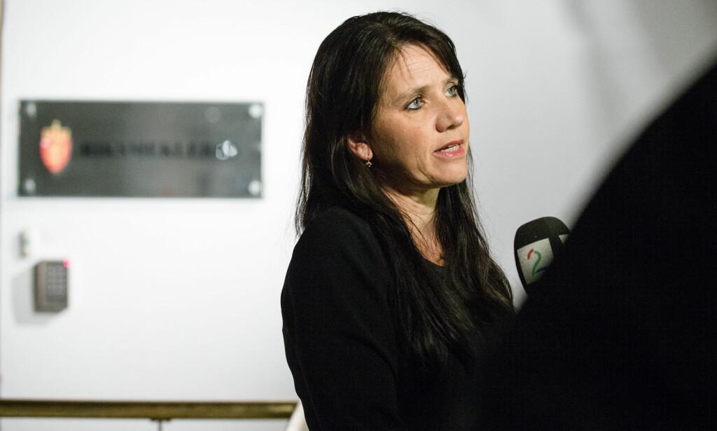 KLAR TALE: Anne-Kari Bratten skjønner ikke hvorfor kvinner uten barn jobber mindre enn småbarnsmødre. Foto: Audun Braastad / NTB scanpix
