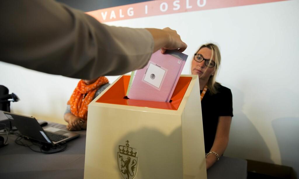 LOKALE   VEDTAK:   Reformen som gjennomføres baserer seg på over 90 prosent lokale positive vedtak, skriver Ove Trellevik.   Foto: Cornelius Poppe / NTB scanpix