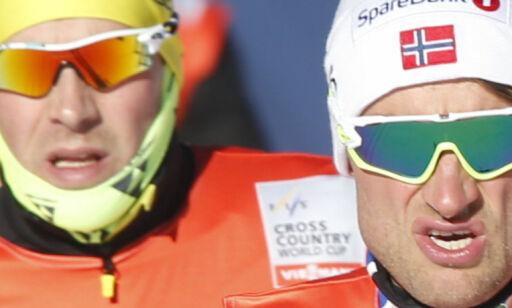 image: Sa nei til å være OL-reserve. Nekter å sitte igjen som Svarte-Per