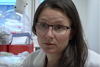 Elisabeth Drange, senioringeniør i Kripos' seksjon for narkotikaanalyse. (Foto: Kripos)