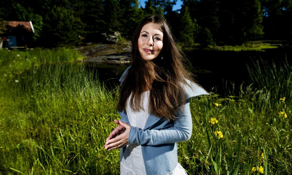 KLAR: Scott forteller til Dagbladet at hun gledet seg til å være med på programmet, og at det er en av de mest interessante opplevelsene hun har hatt. Foto: John T.Pedersen / Dagbladet