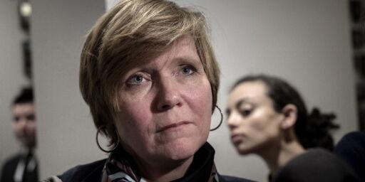 image: Sivilombudsmannen nekter for å ha gitt Siv Jensen støtte for hemmelighold av SSB-notatene