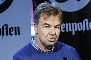 VIF-SPEIDER: Lars Tjærnås. Foto: Mariam Butt / NTB scanpix