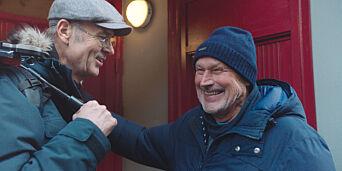image: Bak kulissene på filmen om Per Fugelli før han døde