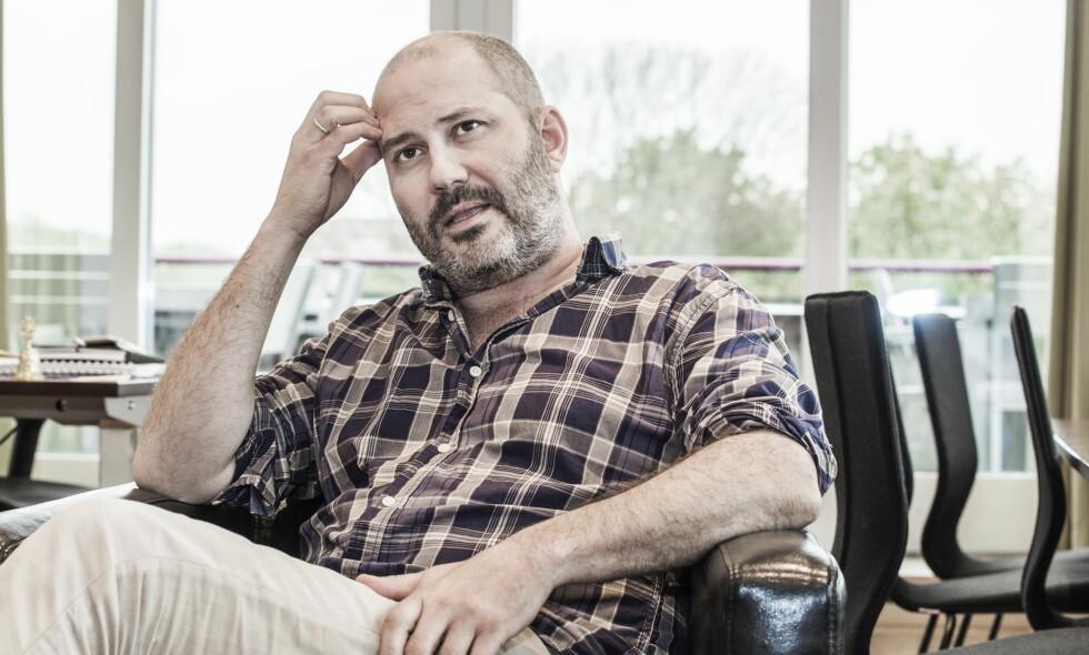 NYTT VERV: Teatersjef på Det norske teatret, Erik Ulfsby, blir styreleder for Språkrådet.  Foto: Hans Arne Vedlog / Dagbladet