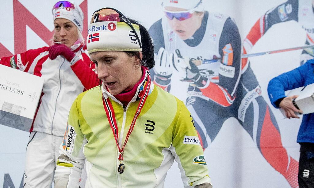 image: Harsem ber Bjørgen droppe OL-sprinten: - La meg få sjansen