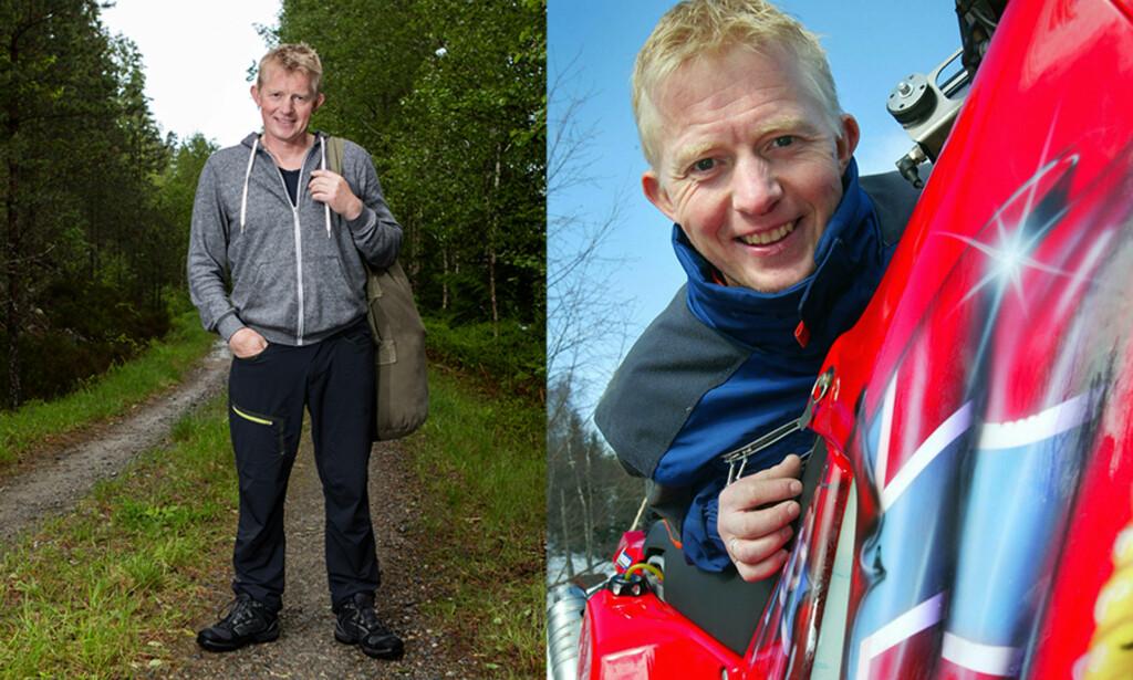 NY REALITY: Pål Anders Ullevålseter har deltatt i en rekke programmer, og prøver nå lykken på ny. Bildet til høyre er tatt i 2003. Foto: Alex Iversen, TV 2 / NTB scanpix