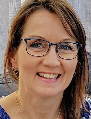Merete Vevelstad, overlege og spesialist i klinisk farmakologi ved Oslo universitetssykehus. (Foto: Privat)