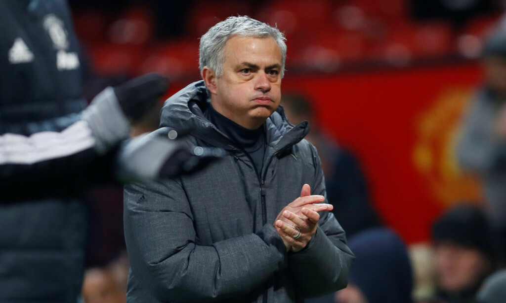 FIKK RETT: José Mourinho. Foto: Reuters/Jason Cairnduff/NTB Scanpix
