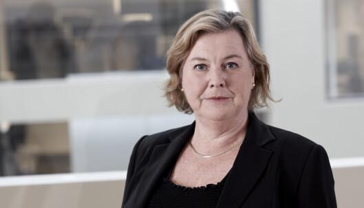 Elisabeth Realfsen, daglig leder og redaktør i Finansportalen. Foto: Ole Walter Jacobsen.