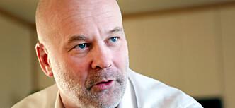 <strong>STØRRE PROBLEM:</strong> Kringkastingssjef Thor Gjermund Eriksen sier trakassering av NRK-ansatte er blitt et større problem. Foto: Dagbladet