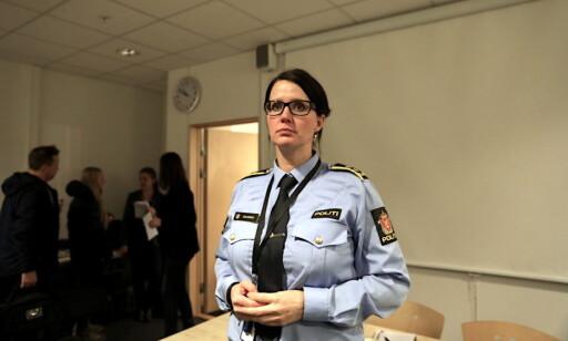 POLITIADVOKAT: Julie Dalsveen. Foto: Christian Roth Christensen / Dagbladet