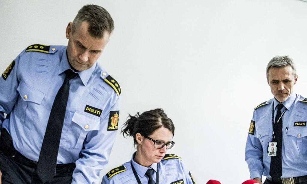 image: Drapssiktet ektemann ringte selv politiet. Først et døgn etterpå ble det søkt etter Janne