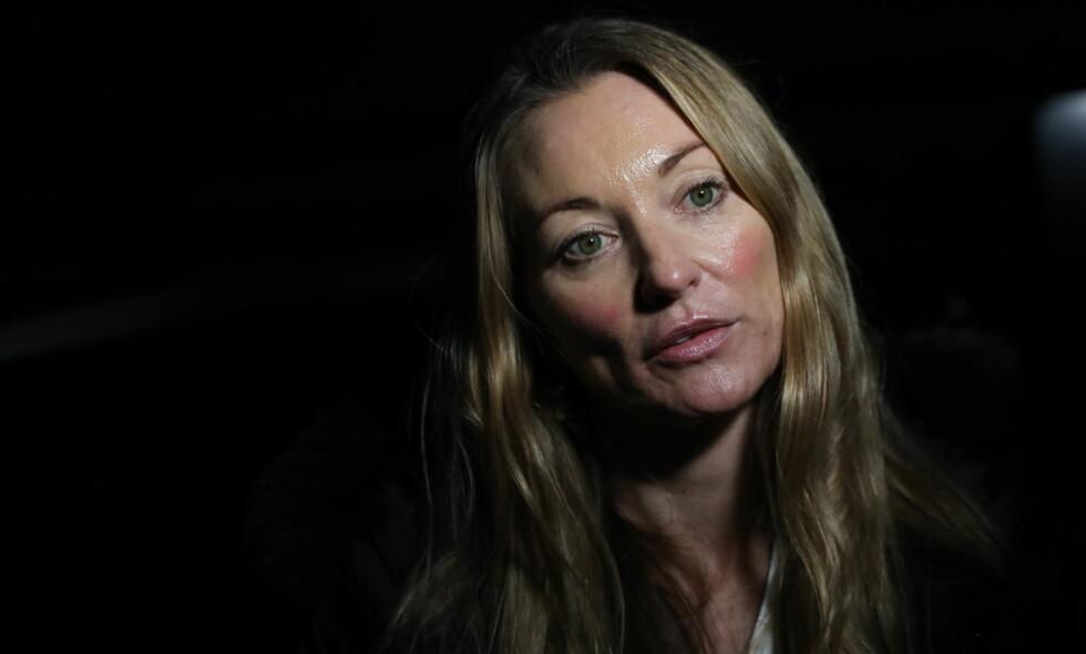 FORSVARER EKTEMANNEN: Advokat Ida Andenæs. Andenæs forteller at hennes klient samarbeider med politiet. Foto: Christian Roth Christensen / Dagbladet