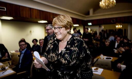 image: Slik vil Erna, Siv og Trine styre landet