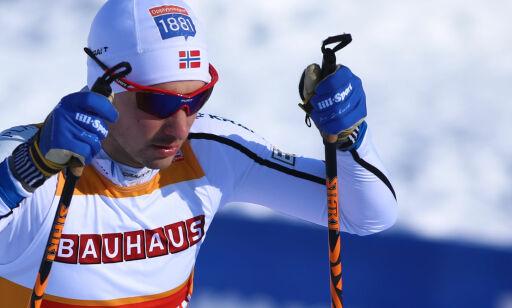 image: Schmid holdt unna konkurrentene: - Ekstremt vanskelig