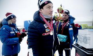 VIL HA ANKERETAPPEN: Finn Hågen Krogh tar gjerne på seg ansvaret som Norges ankermann i Pyeongchang. Foto: Bjørn Langsem / Dagbladet
