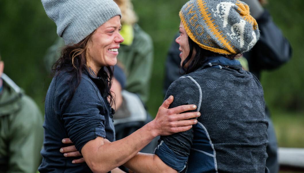 - PLANLA DET: Flere deltakere hevder at Kristine lot seg slå av sin tvillingsøster, slik at hun kunne dra hjem. Foto: Alex Iversen, TV 2