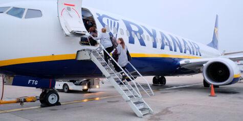 image: I dag endrer Ryanair bagasjereglene