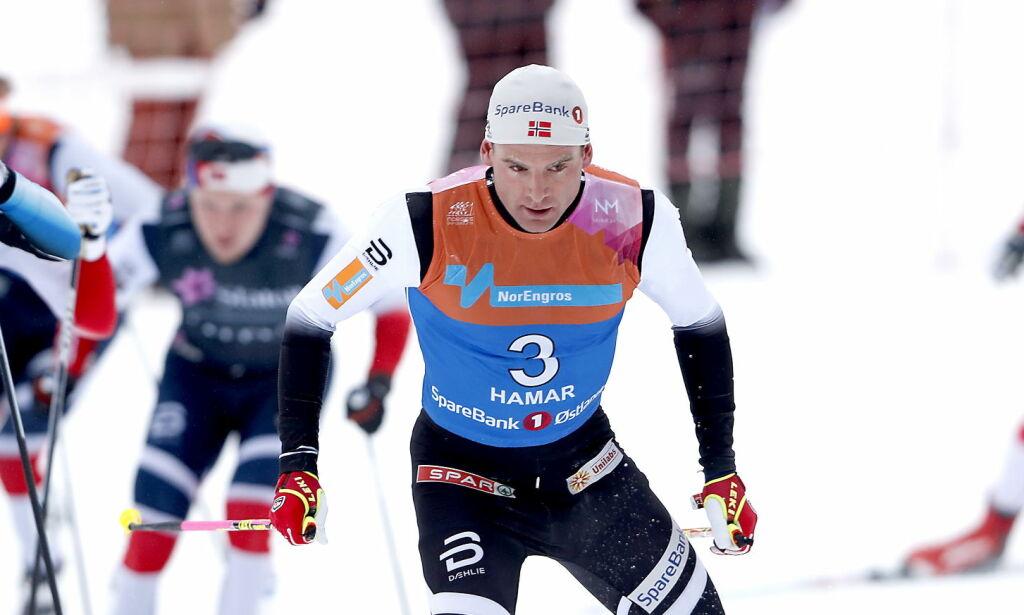 image: Fire nye langrennsløpere tatt ut til OL. Northug er ikke blant dem