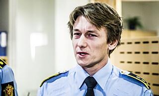 ORIENTERTE PRESSEN: Politiadvokat André Lillehovde van der Eynden ved Innlandet politidistrikt. Foto: Christian Roth Christensen / Dagbladet