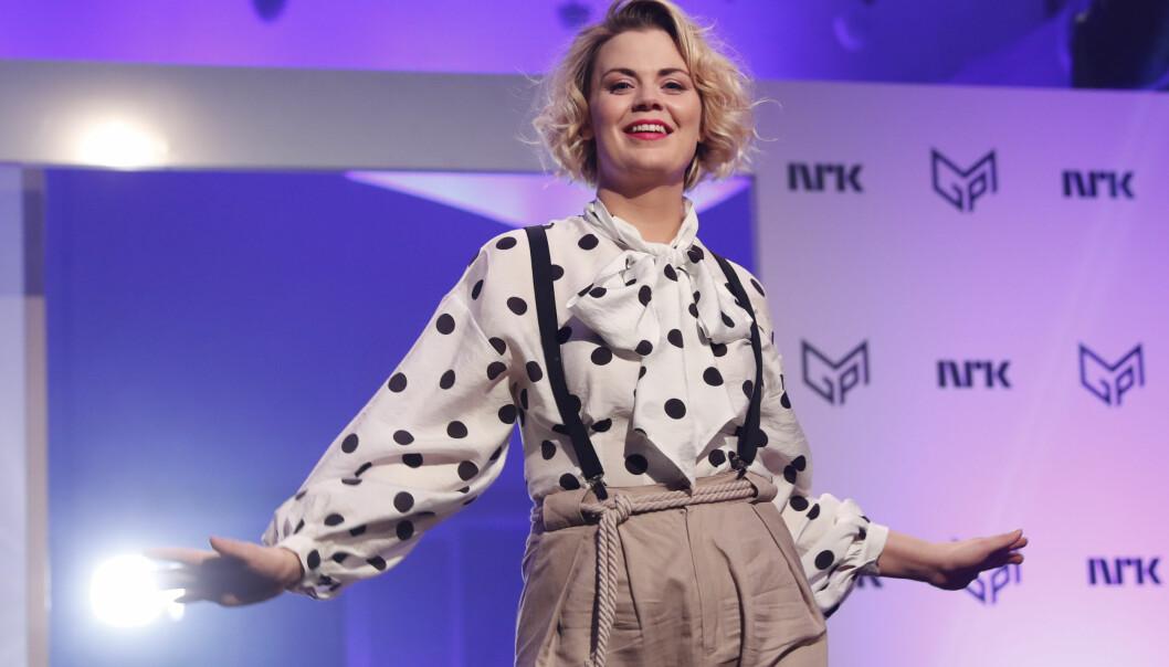MGP-AKTUELL: Artist og låtskriver Ida Maria ble inspirert til å skrive låten sin da hun kom tilbake til Norge etter to år i USA. Foto: NTB Scanpix