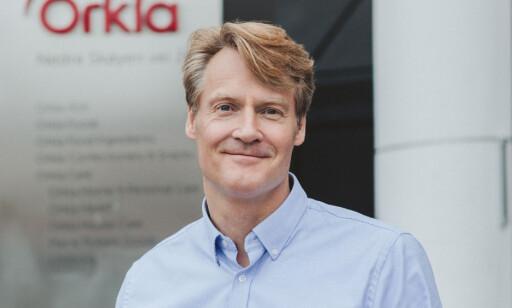 FORNØYD: Robert Rønning i Orkla bekrefter at alle Kims produkter er under EUs nye indikative verdikrav.
