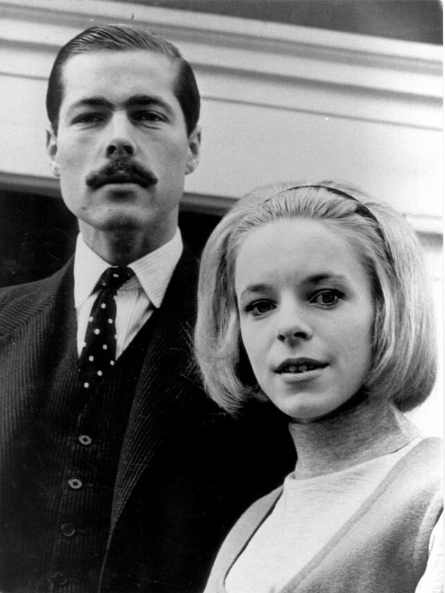 MYSTISK: Lord og Lady Lucan giftet seg i 1963. Da førstnevnte var 39 år gammel, forsvant han sporløst fra ekteparets hjem. Foto: NTB Scanpix