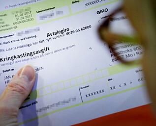 Så mye har NRK-lisensen økt de siste ti årene