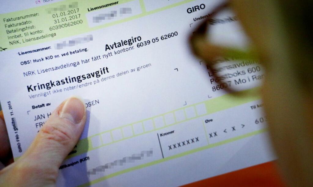 image: Vi betaler 5,5 milliarder i NRK-lisens. Og snart kan det bli store endringer
