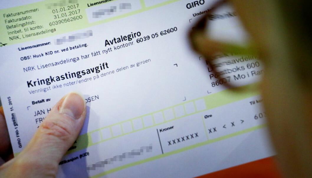 Vi betaler 5,5 milliarder i NRK-lisens. Og snart kan det bli store endringer