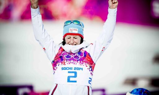 GULLJAKT: Marit Bjørgen ble OL-dronning i 2010 og 2014. Nå vil hun bli det igjen. Foto: Thomas Rasmus Skaug / Dagbladet